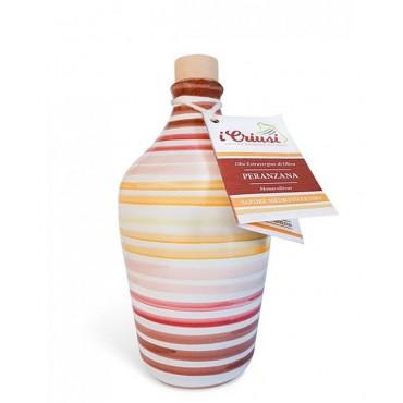 Peranzana - Orcio con Olio Extravergine di Oliva 100% Italiano - 500ml