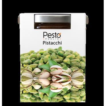 Pesto di Pistacchi - Pesto Puglia - 100gr