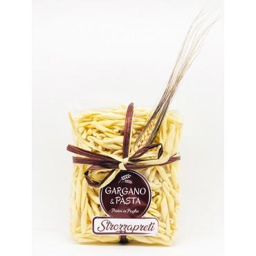 Strozzapreti Pugliesi - Spiga - Gargano&Pasta - 500gr