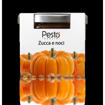 Pesto di Zucca e Noci - Pesto Puglia - 100gr