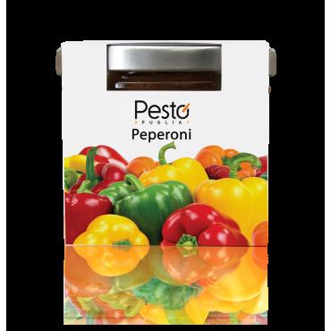 Pesto di Peperoni - Pesto Puglia - 100gr