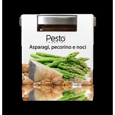 Pesto di Asparagi Pecorino e Noci - Pesto Puglia - 100gr