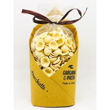 Orecchiette Pugliesi - Edizione Speciale - Gargano&Pasta - 500gr