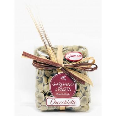 Orecchiette Pugliesi Grano Arso - Spiga - Gargano&Pasta - 500gr