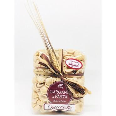 Orecchiette Pugliesi Integrali - Spiga - Gargano&Pasta - 500gr