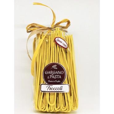 Troccoli Pugliesi Limone e Pepe - Spiga - Gargano&Pasta - 500gr
