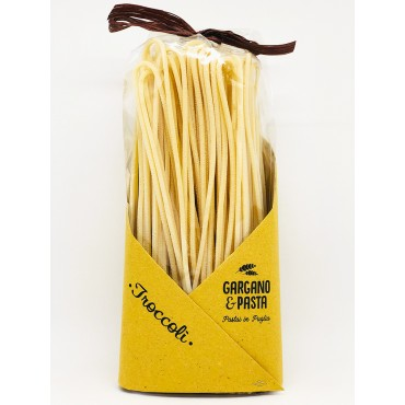 Troccoli Pugliesi - Edizione Speciale - Gargano&Pasta - 500gr
