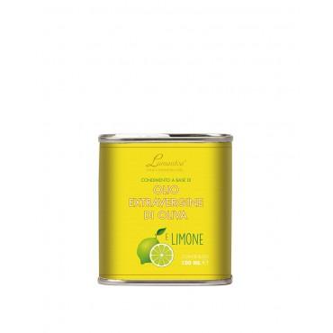 Lattina con Olio Aromatico al Limone - Lamantea - 100ml