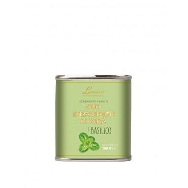 Lattina con Olio Aromatico al Basilico - Lamantea - 100ml