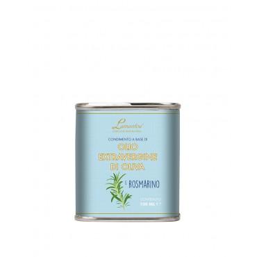 Lattina con Olio Aromatico al Rosmarino - Lamantea - 100ml