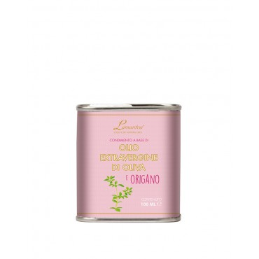 Lattina con Olio Aromatico all'Origano - Lamantea - 100ml