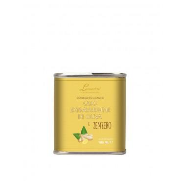 Lattina con Olio Aromatico allo Zenzero - Lamantea - 100ml