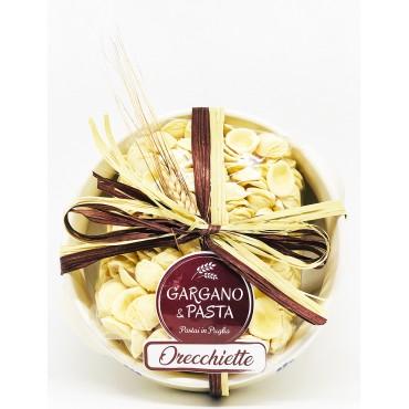 Terrina con Orecchiette Pugliesi - Spiga - Gargano&Pasta - 500gr