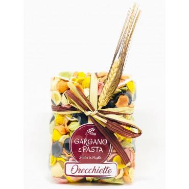 Orecchiette Pugliesi 6 Sapori - Spiga - Gargano&Pasta - 500gr