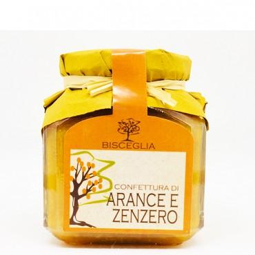 Confettura di Arance e Zenzero - Bisceglia - 360gr