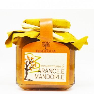 Confettura di Arance e Mandorle - Bisceglia - 340gr