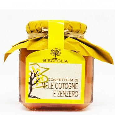 Confettura di Mele Cotogne e Zenzero - Bisceglia - 360gr