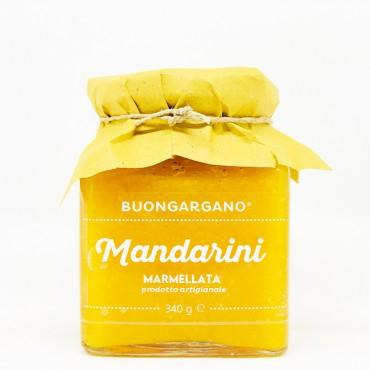Marmellata di Mandarini - Buongargano - 340gr
