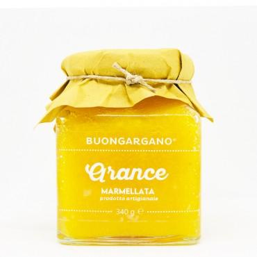 Marmellata di Arance - Buongargano - 340gr