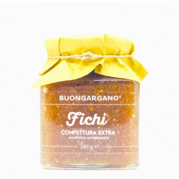 Confettura Extra di Fichi - Buongargano - 340gr