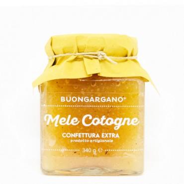 Confettura Extra di Mele Cotogne - Buongargano - 340gr