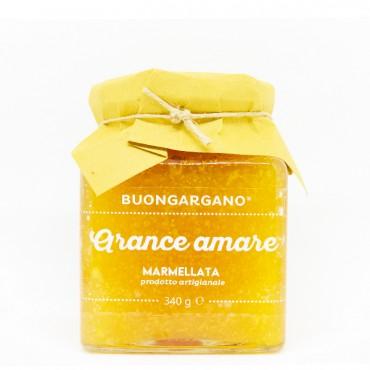 Marmellata di Arance Amare - Buongargano - 340gr