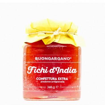 Confettura Extra di Fichi d'India - Buongargano - 340gr