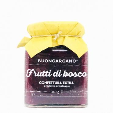 Confettura Extra di Frutti di Bosco - Buongargano - 340gr