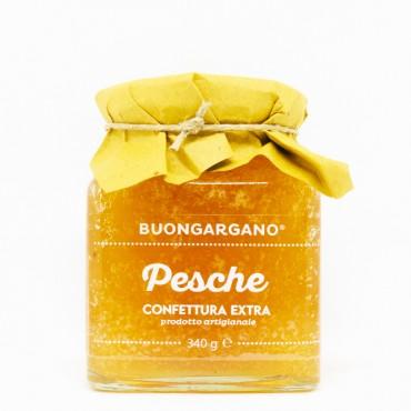 Confettura Extra di Pesca - Buongargano - 340gr